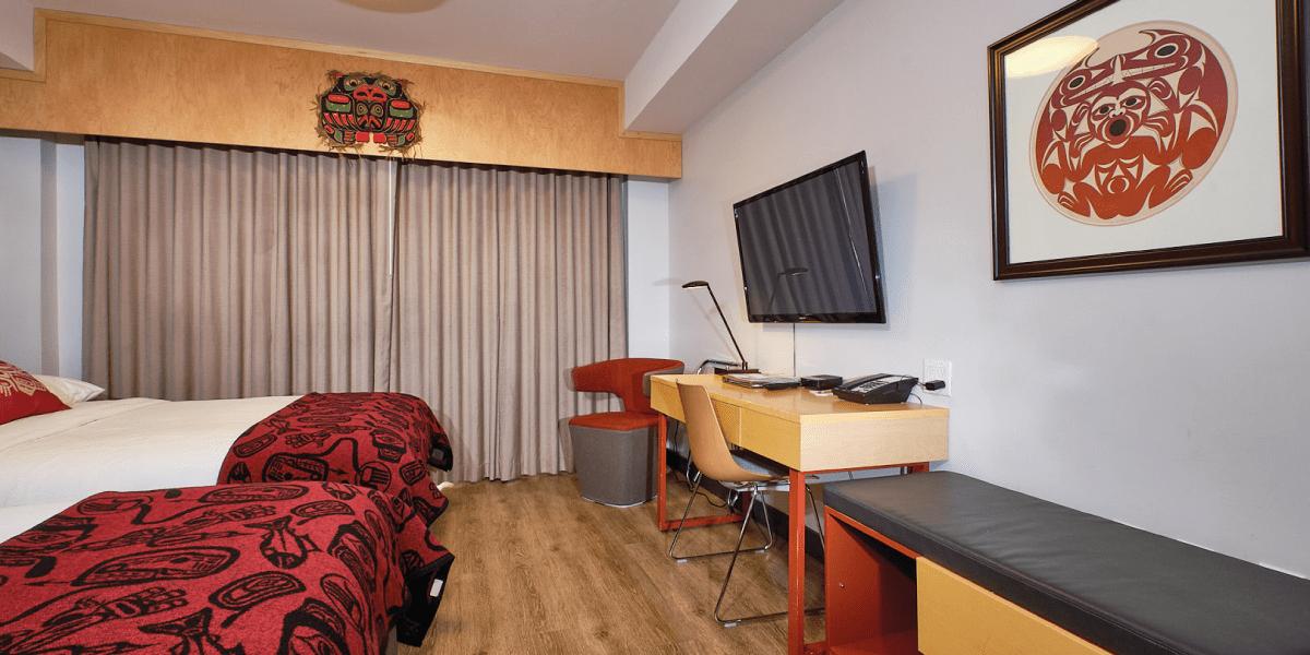 Skwachàys Room